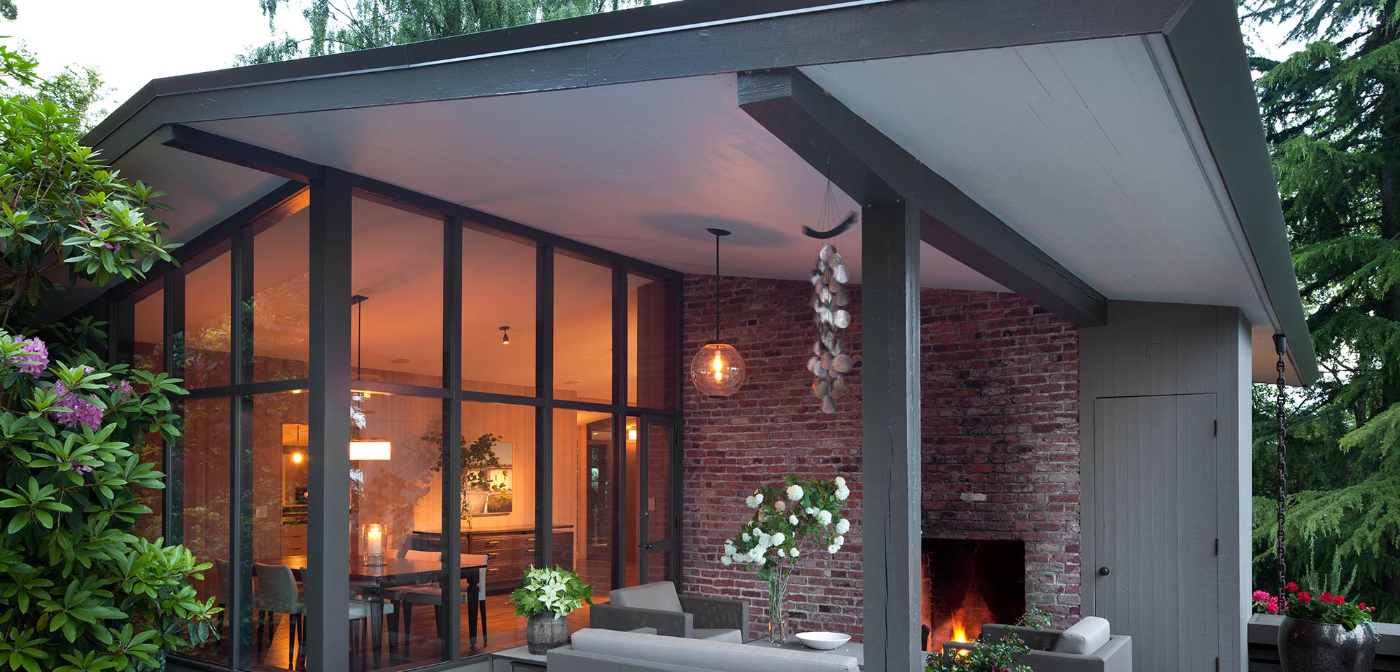 Roland Terry Remodel designed by Bosworth Hoedemaker