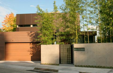 39th Street Residence designed by Stuart Silk